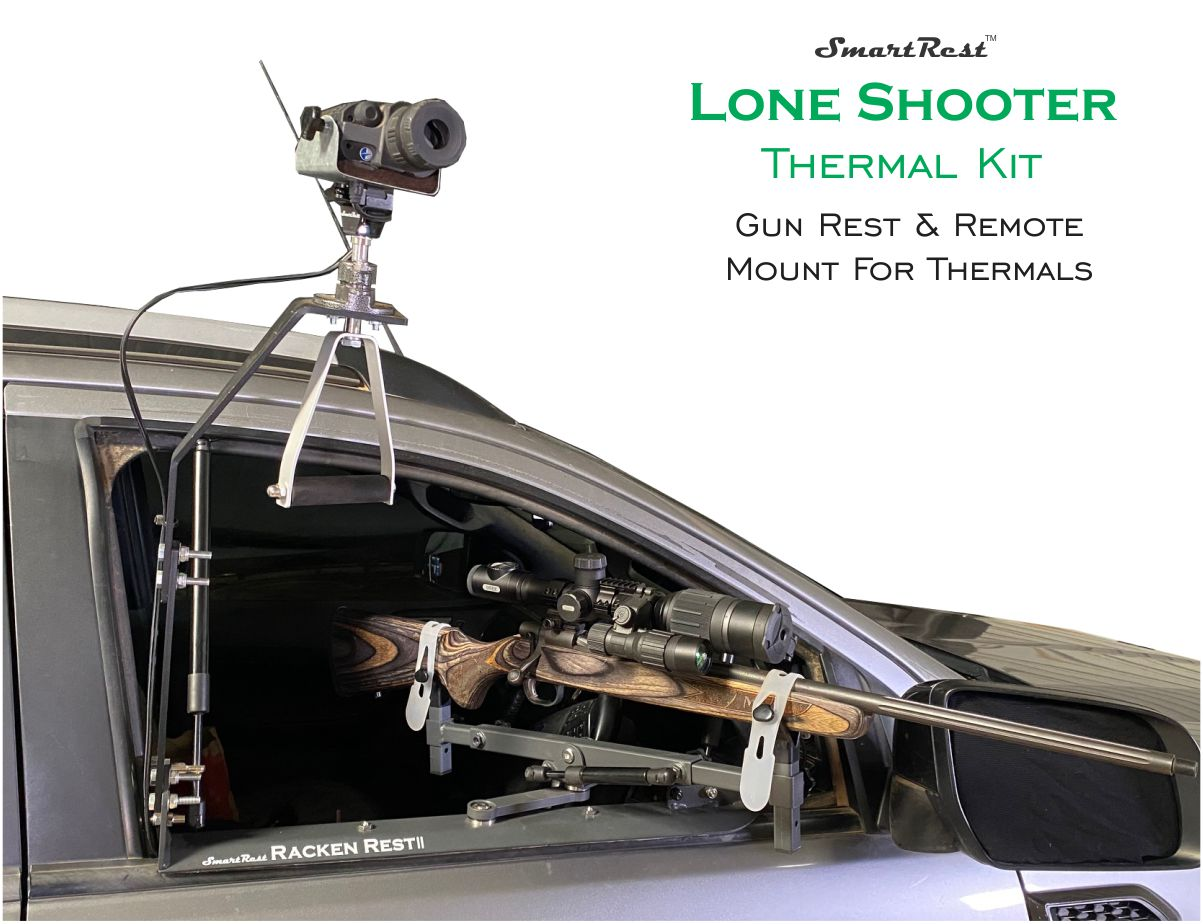 SmartRest Lone Shooter - Thermal