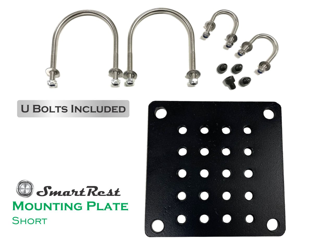 SmartRest Mounting Plate Short