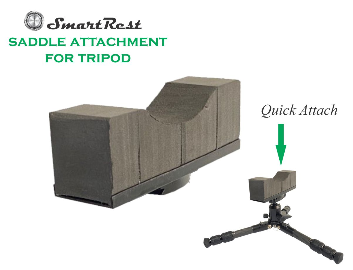 SmartRest Lean-to Saddle
