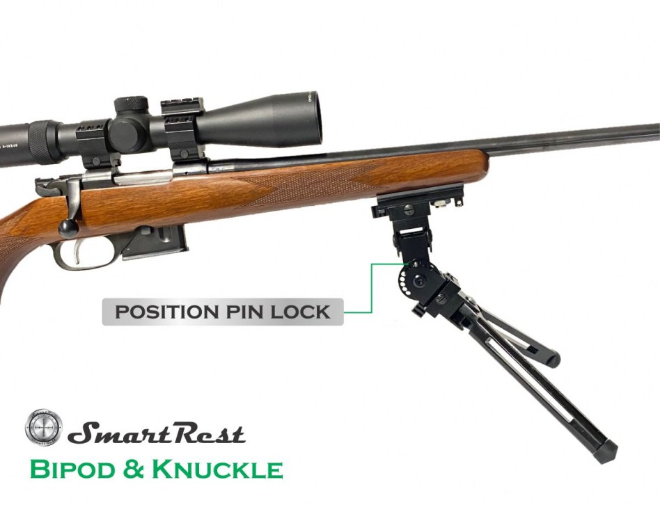 Bipod and Knuckle Position Lock