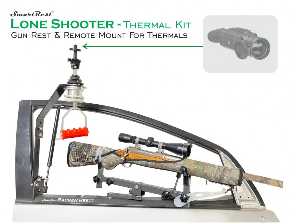 Lone Shooter - Thermal Kit Website