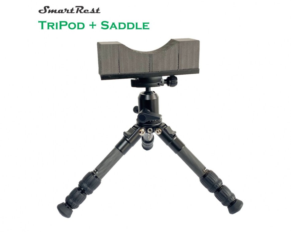 Tripod and saddle low height6