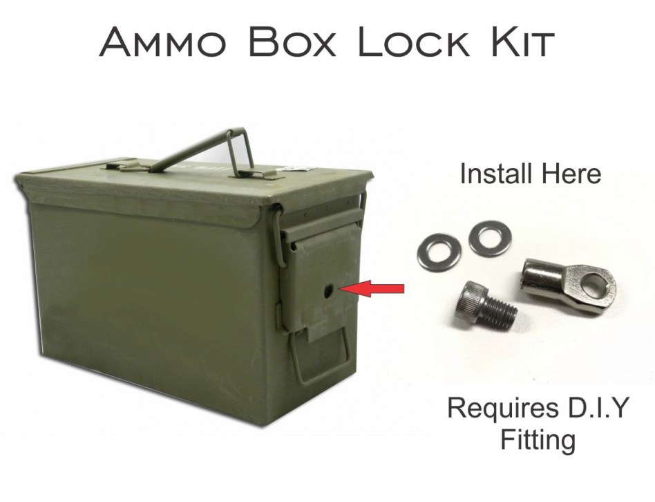 ammo box lock